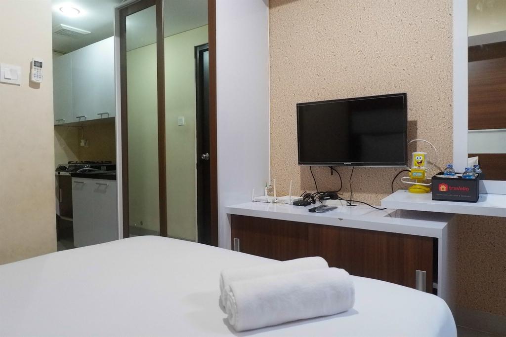 Compact Studio Room at Tamansari Papilio Apartment, Surabaya