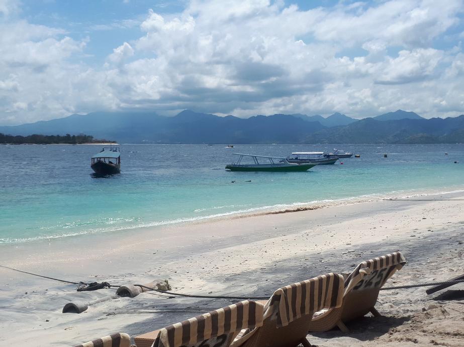 Gili Eden Hotel, Kepulauan Gili