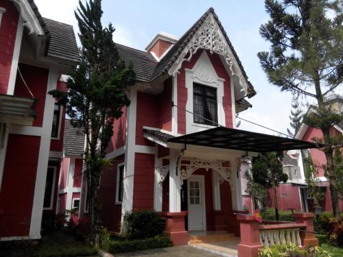 Alghifari Villa Kota Bunga, Cianjur