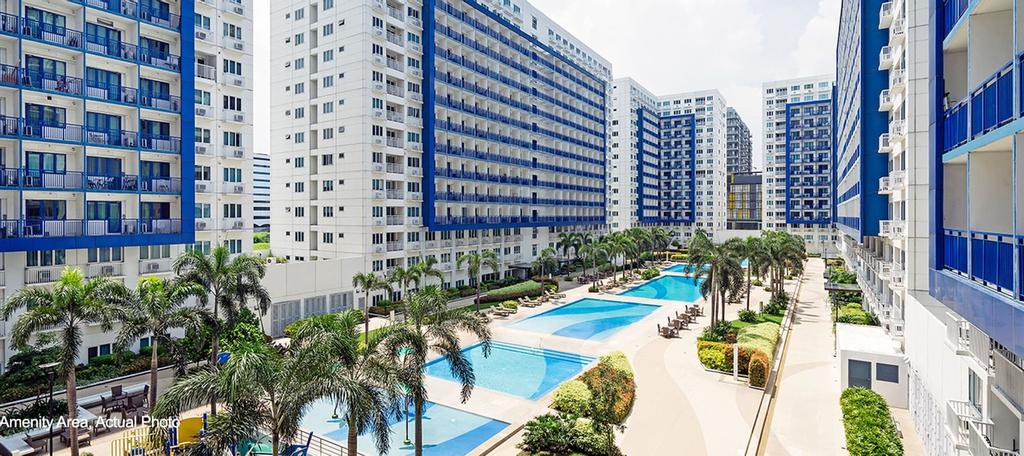 Homebound at Sea Residences Serviced Apartments, Parañaque