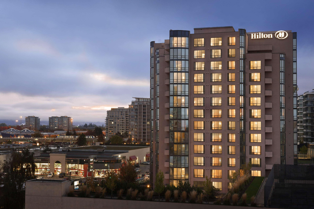 Hilton Vancouver Airport, Greater Vancouver