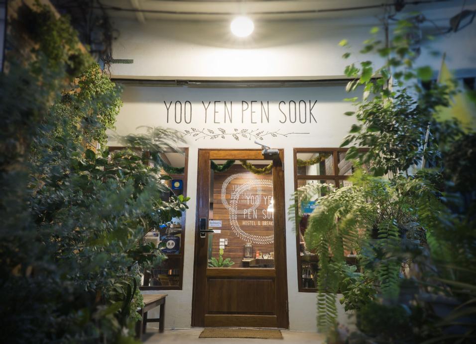 Yoo Yen Pen Sook Hostel, Phaya Thai