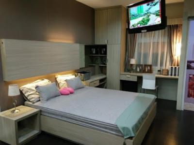 RISERV booking Dcom Green Pramuka City Apartemen Fian, Jakarta Pusat