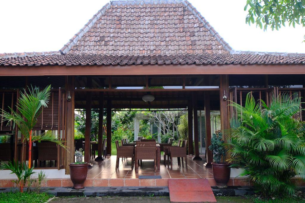 Villa Sawah Gondang Legi, Sleman