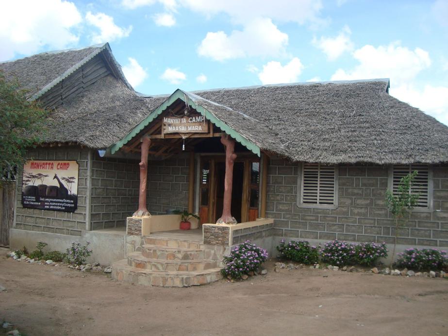 Masai Mara Manyatta Camp, Narok West