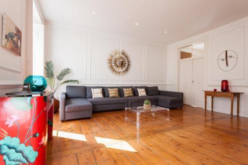 Tejo Vintage Three-Bedroom Apartment - by LU Holidays, Lisboa