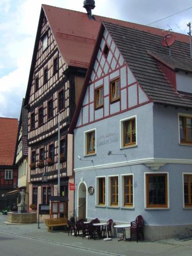 Lauchertstuble, Sigmaringen