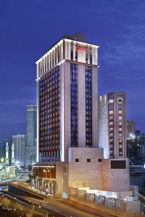 Marriott Hotel Jabal Omar Makkah,