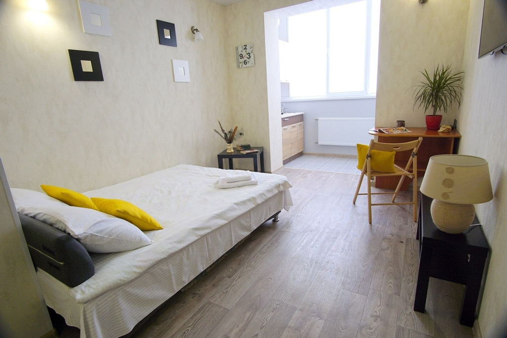 Flatsis Apartment Tselinogradskaya 54A, Kharkivs'ka