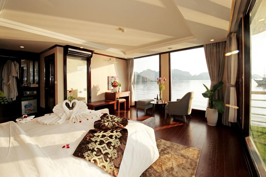 La Pinta Cruise, Hải An