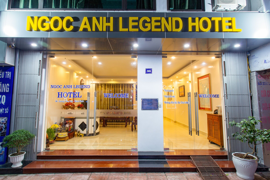 Ngoc Anh Hotel 1 Ninh Binh, Ninh Bình