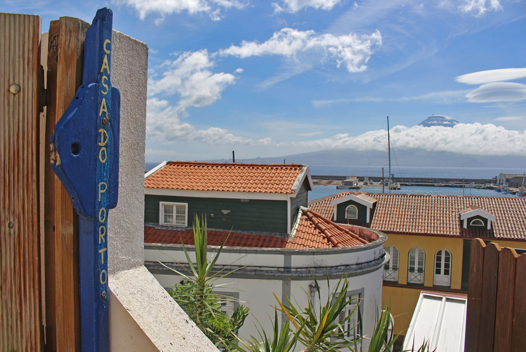 Casa do Porto da Horta, Horta