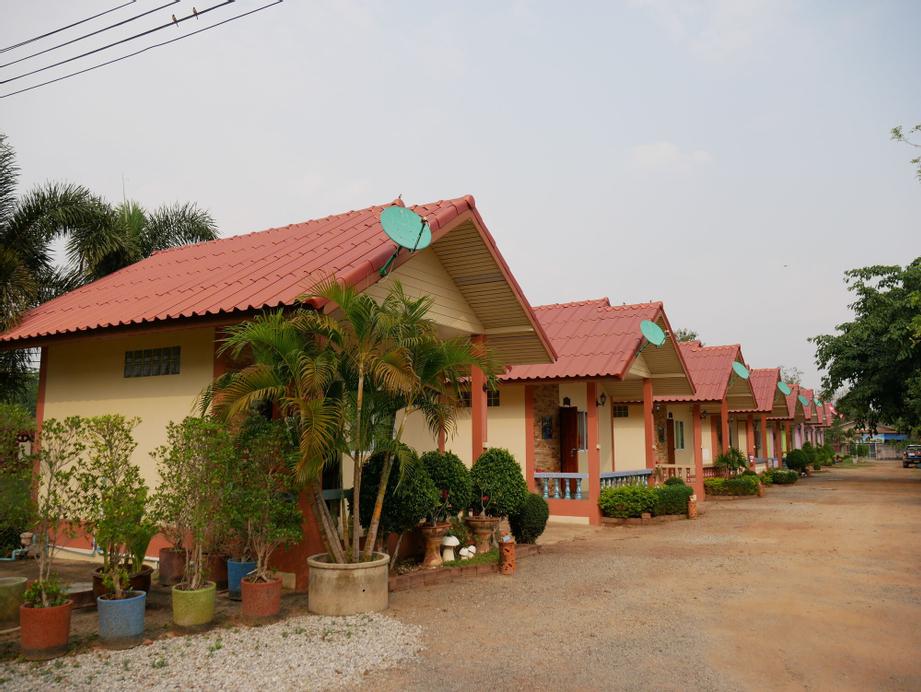 Tonpalm Resort, Si Satchanalai