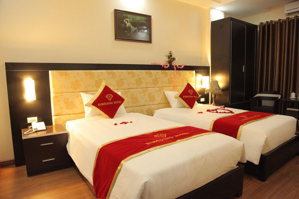 Kim Cuong Hotel, Lào Cai
