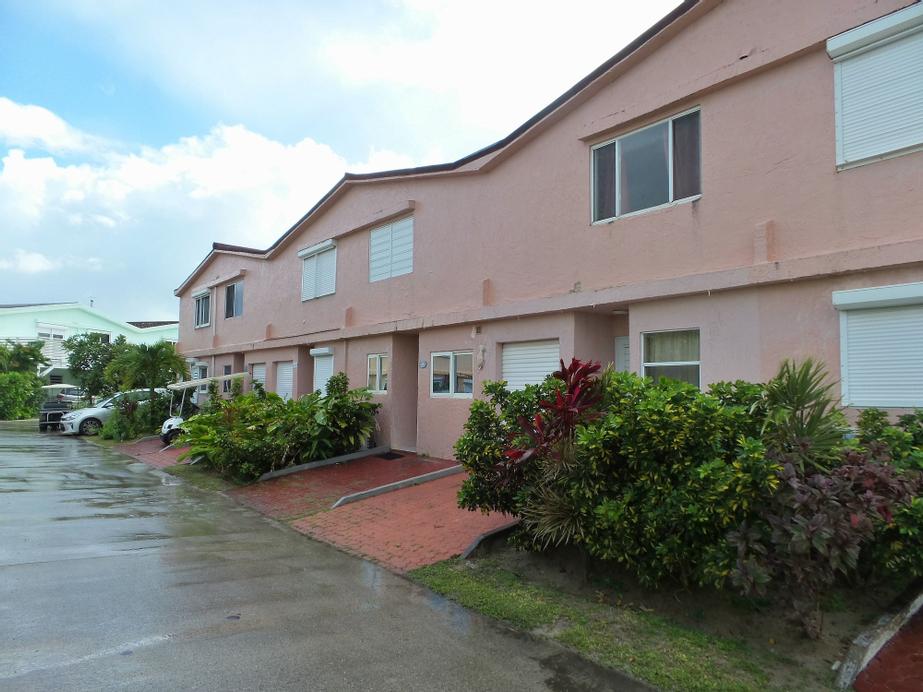 Villa 416E at Jolly Harbour,