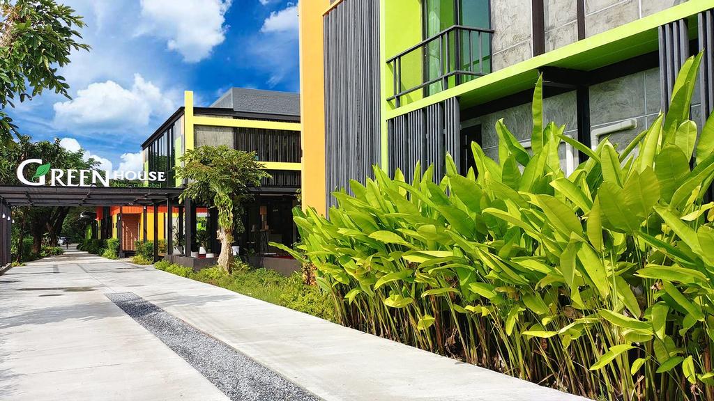 Green House Neo-Resotel, Muang Nakhon Si Thammarat
