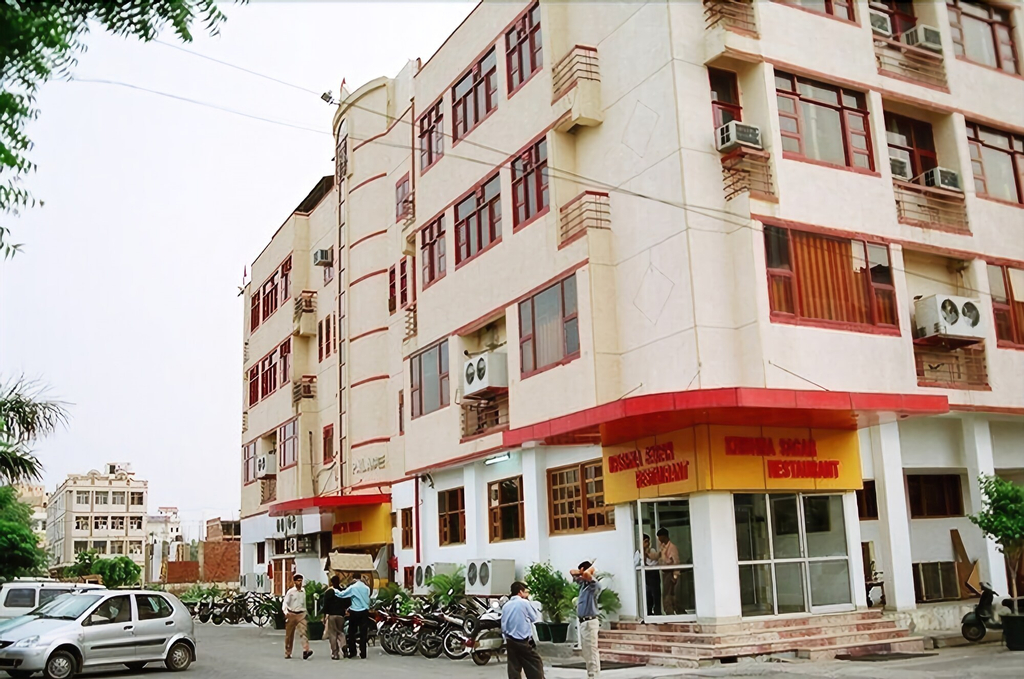 Hotel Krishna Sagar, Ghaziabad