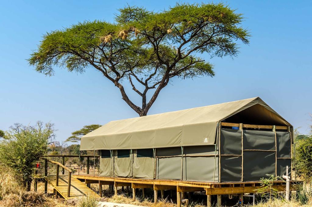Tlouwana Camp, Chobe