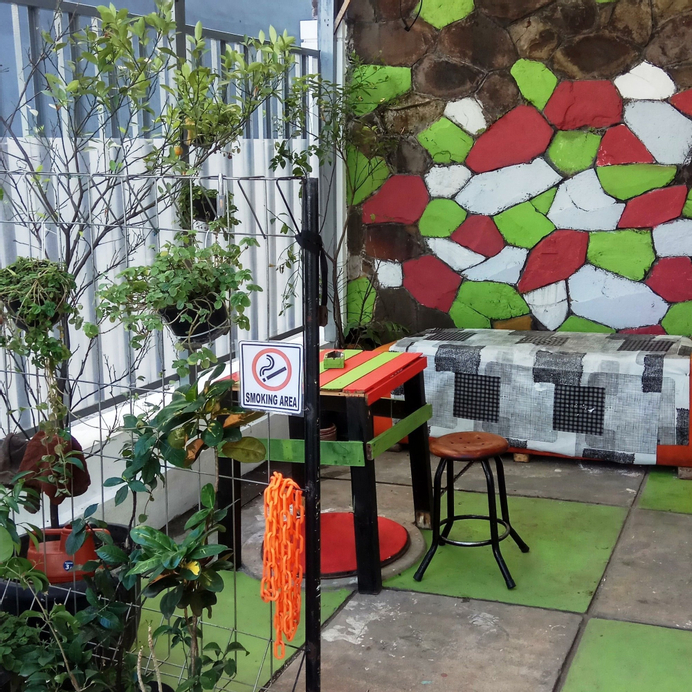 Pinisi Backpacker Hostel, Bandung