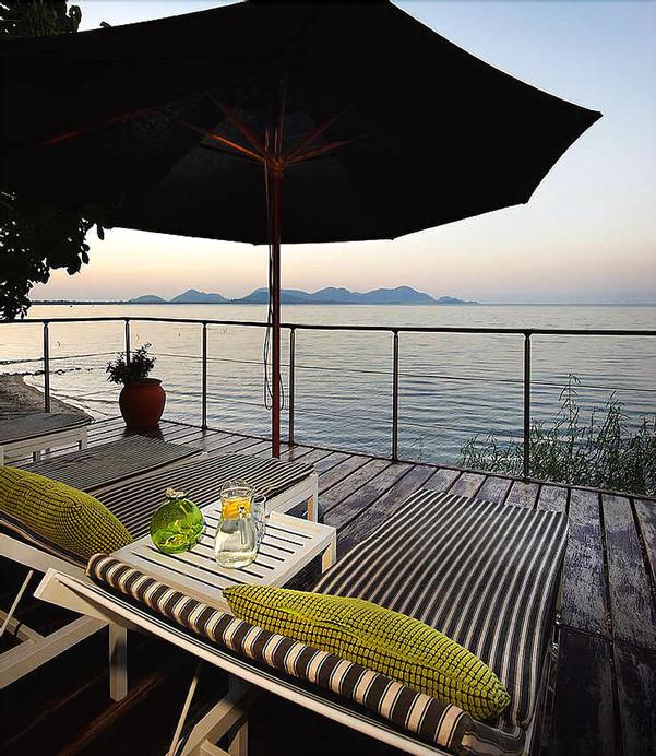 Madzi Kuwala, Lake Malawi