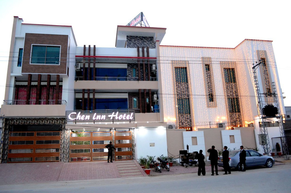 Chen Inn Hotel, Sukkur