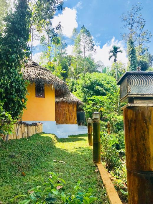 Tea Cabins, Ella
