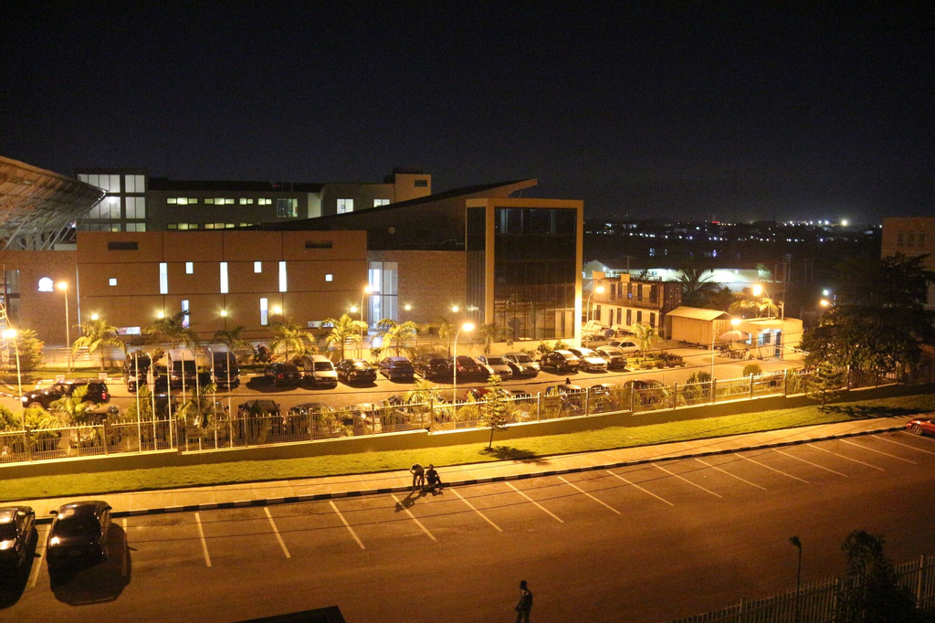 NAF Conference Centre and Suites, AbujaMun