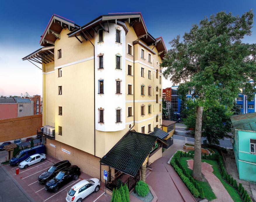 Dinastiya Hotel, Kursk
