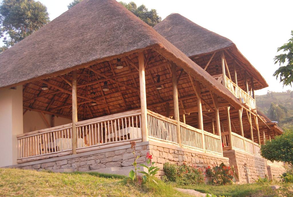 Enganzi Game Lodge Ltd, Bunyaruguru