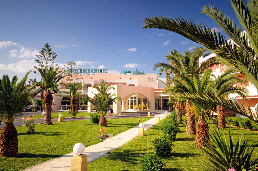 Abou Sofiane Hotel Families and Couples, Hammam Sousse