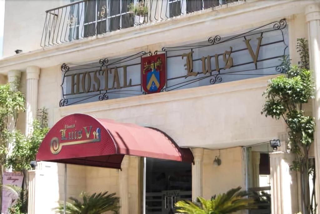Hotel Luis V, Distrito Nacional