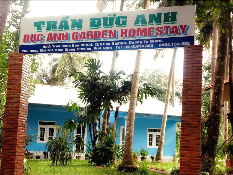 Duc Anh Garden Homestay, Phú Quốc