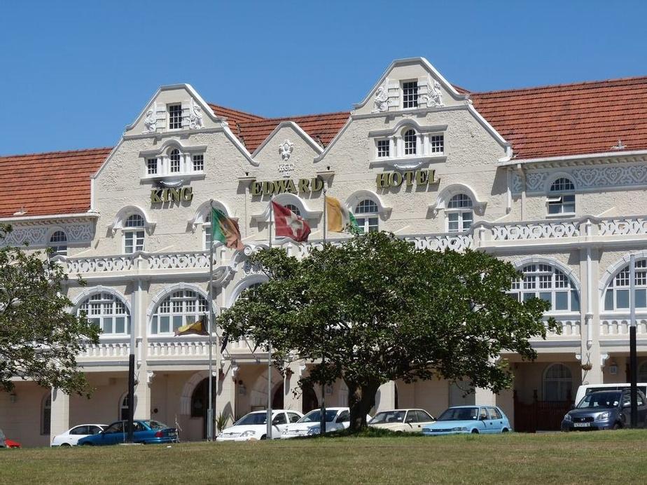King Edward Hotel, Nelson Mandela Bay