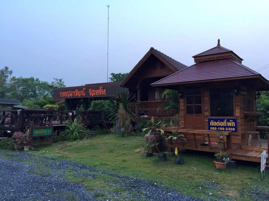 Kannawat Resort, Ban Na
