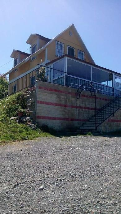 Cimenli Villa, Merkez