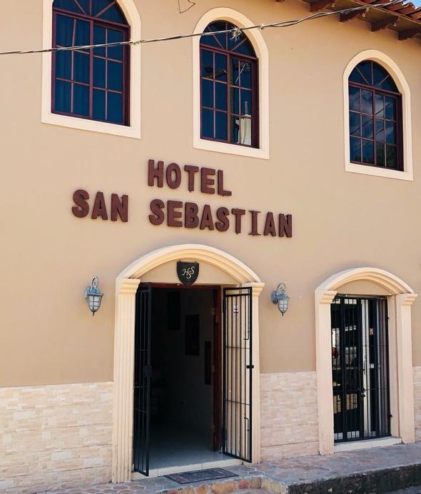 Hotel San Sebastian, Gracias