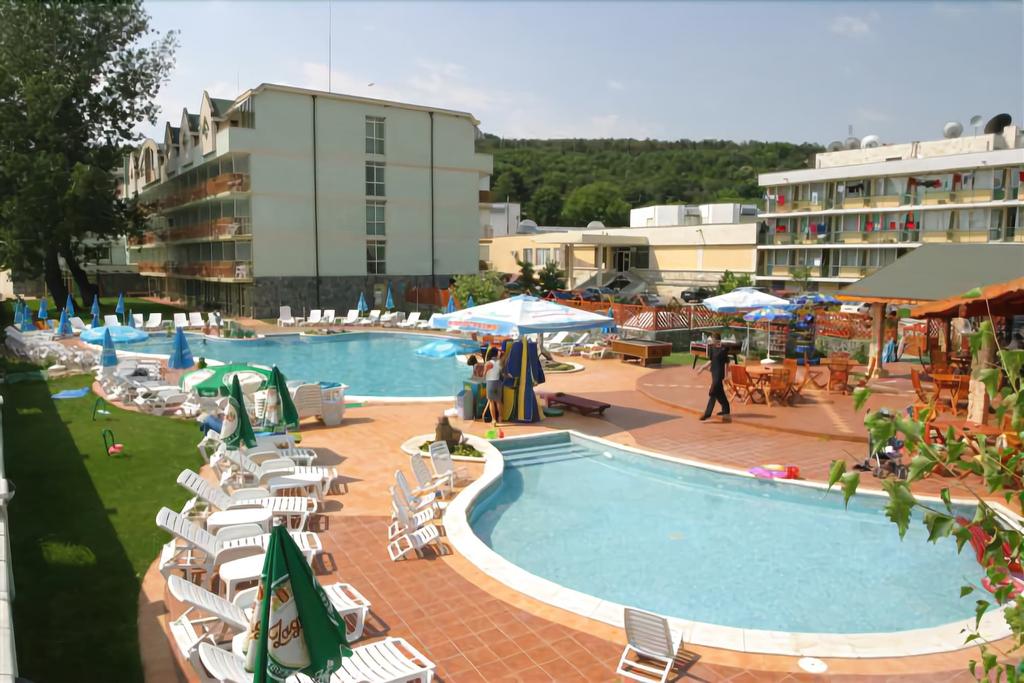 Hotel Kristel Park - All Inclusive Light, Balchik