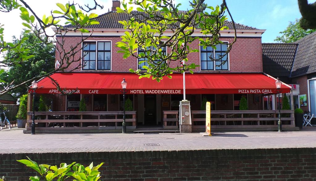 Hotel Waddenweelde, De Marne