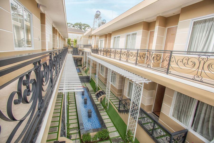 Khách sạn Sao Vàng, Bảo Lộc