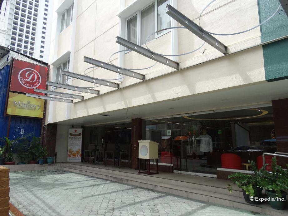 DCircle Hotel, Makati City