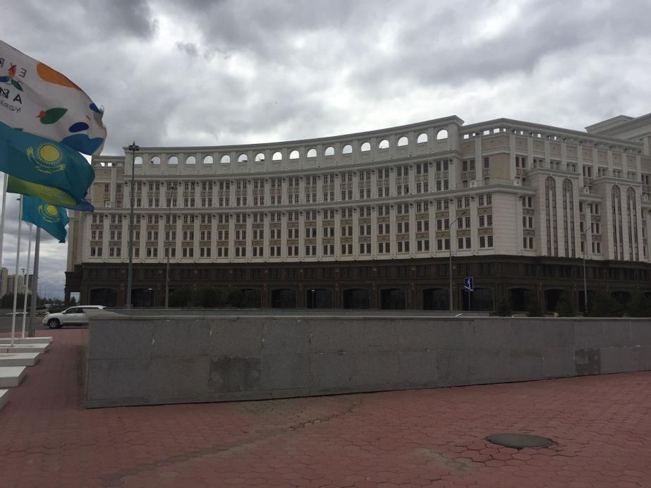THE ARC RESIDENCE, Tselinogradskiy