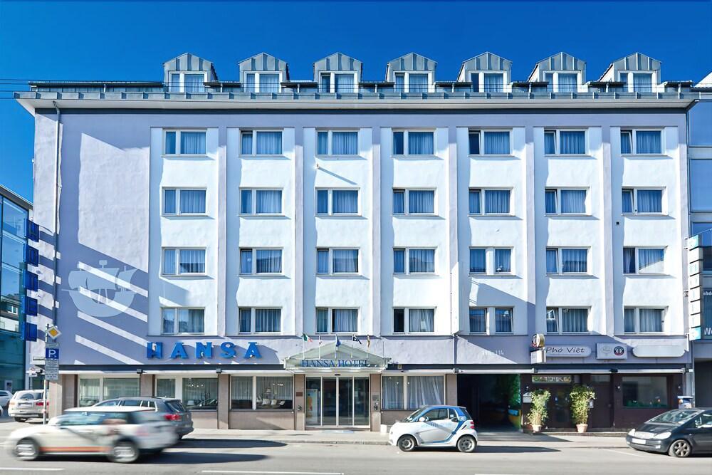 Hotel Hansa, Stuttgart