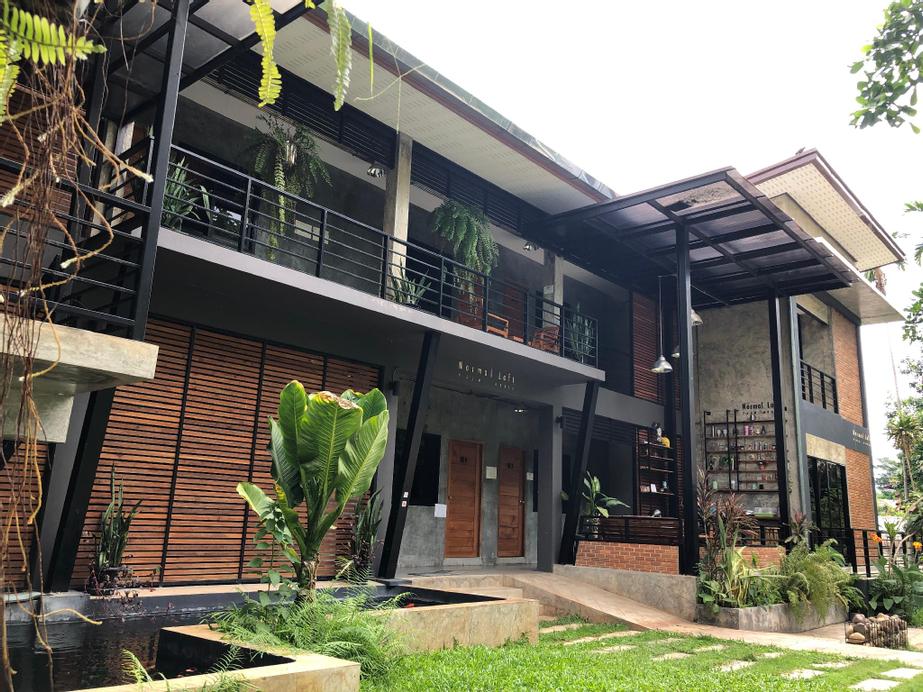 palmhouse, Muang Mae Hong Son
