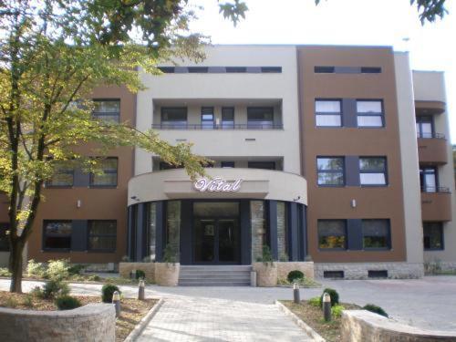 HOTEL VITAL, Sanmartin