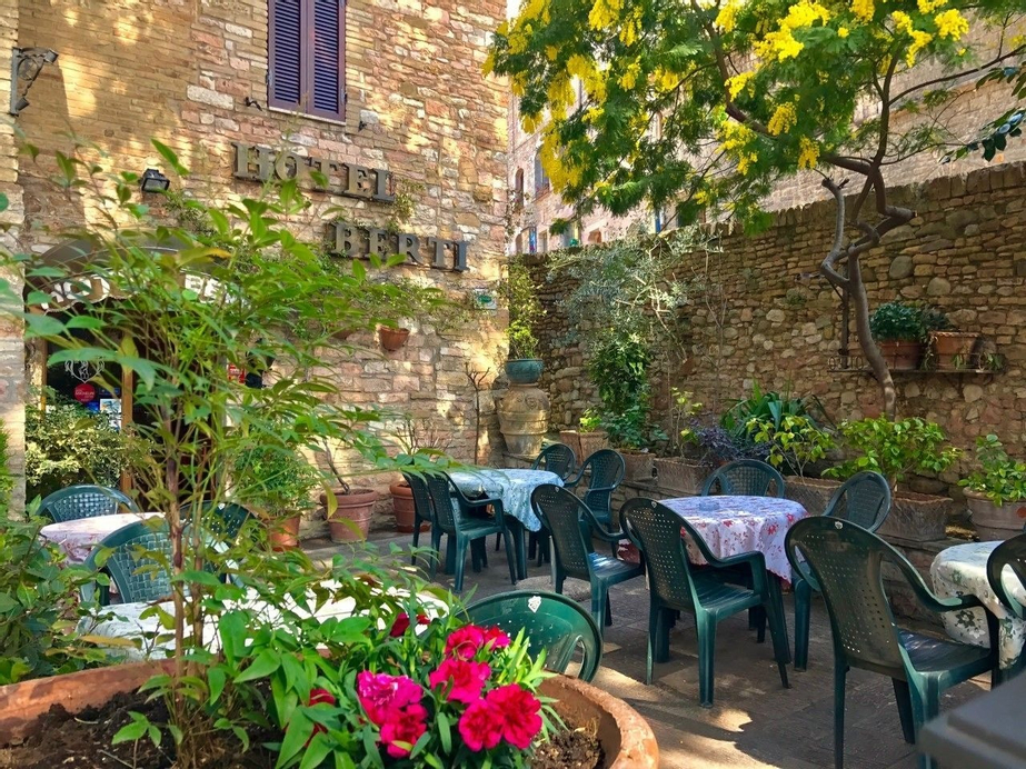 Hotel Berti, Perugia