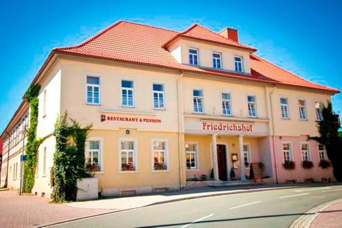 Friedrichshof Restaurant & Pension, Saale-Holzland-Kreis