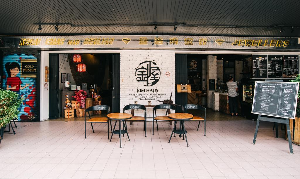 Kim Haus Loft, Pulau Penang