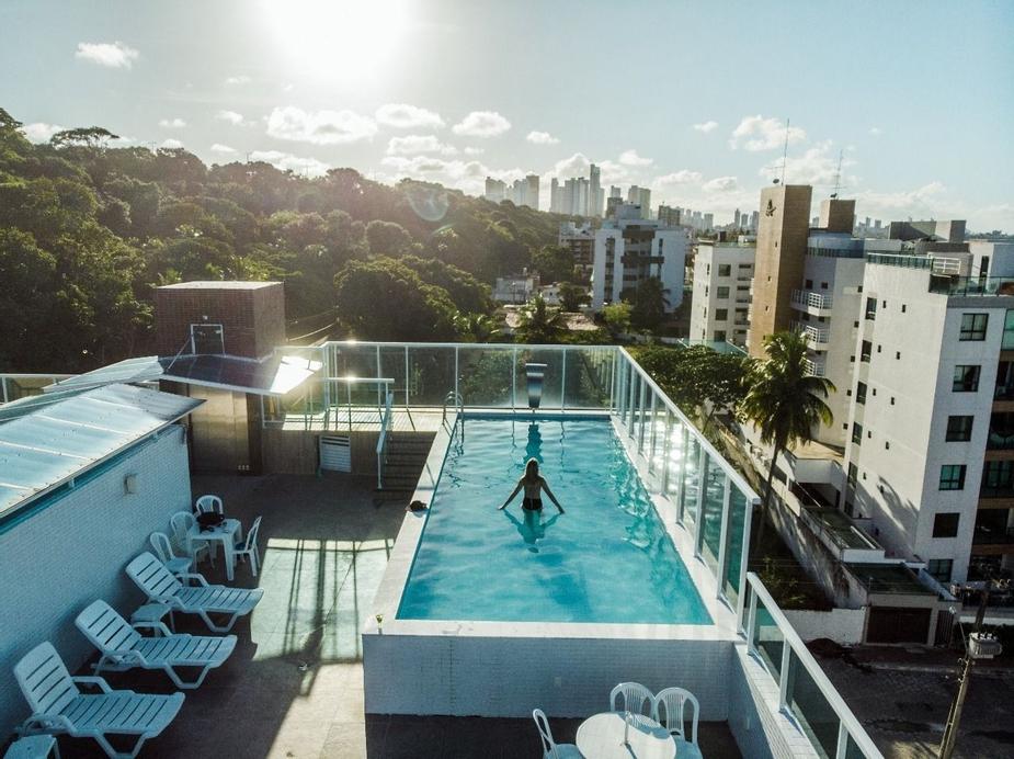 Oriental Praia Hotel, João Pessoa