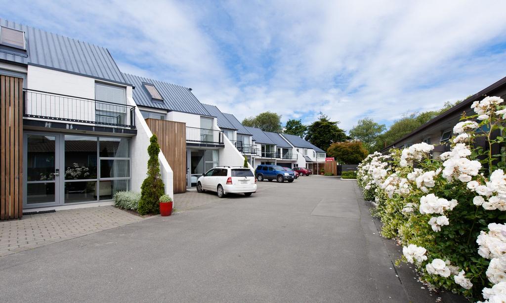 Belmont Motor Inn, Christchurch
