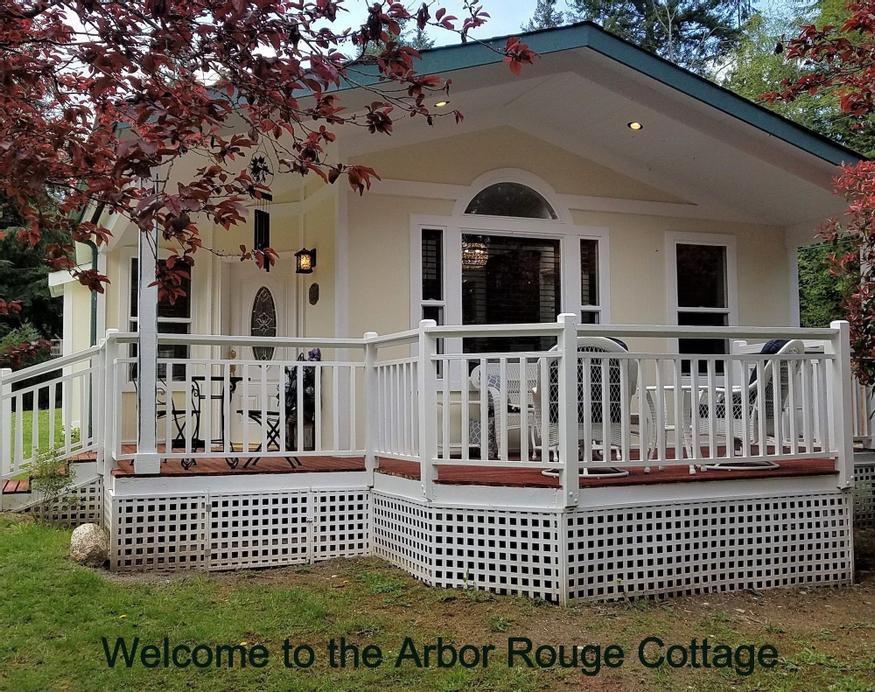 Arbor Rouge Cottage, Island